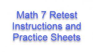 Math 7 Homework 2018-19 – AGGIE Math